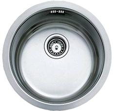 Еднокоритни мивки за вграждане
