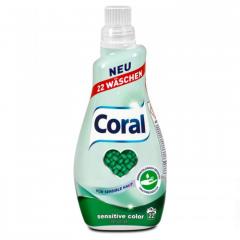 Течен прах Coral Sensitive Color 1,1L