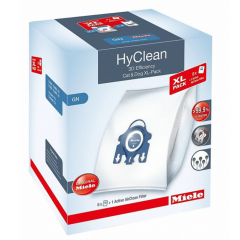 Торбички MIELE SB SET GN+AA HyClean XL-Pack