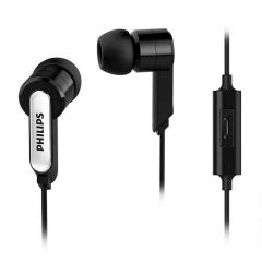 Слушалки с микрофон PHILIPS SHE1405BK/10