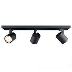Лампа PHILIPS Runner Hue bar/tube black 3x5.5W