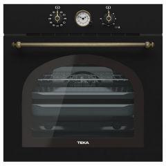 Фурна за вграждане TEKA HRB 6300 антрацит / месинг