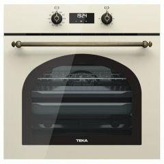 Фурна за вграждане TEKA HRB 6400 ванилия / месинг