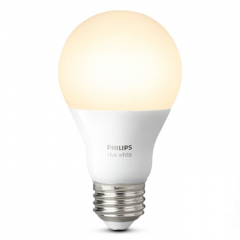 Крушка PHILIPS Hue Single bulb E27 White A60