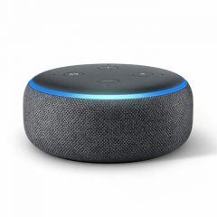 Преносима смарт тонколона Amazon Echo Dot 3 Charcoal