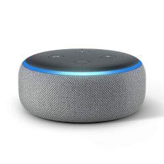 Преносима смарт тонколона Amazon Echo Dot 3 Heather Grey