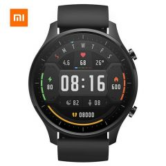 Смарт часовник Xiaomi Mi Watch black BHR4550GL