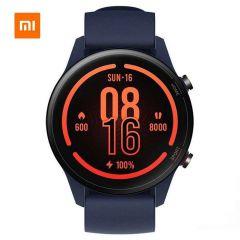 Смарт часовник Xiaomi Mi Watch Navy Blue BHR4583GL