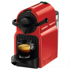 Кафемашина NESPRESSO Inissia Ruby Red