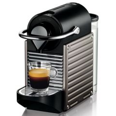 Кафемашина NESPRESSO Pixie Electric Titan