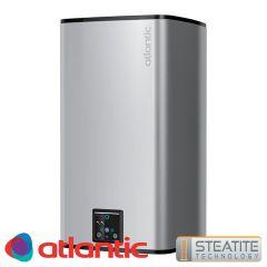 Бойлер ATLANTIC Steatite CUBE Silver 75 л. Wi-Fi