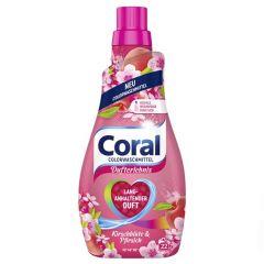 Течен прах Coral Colorwaschmittel 1,1L