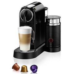Кафемашина NESPRESSO CitiZ&milk Limousine Black