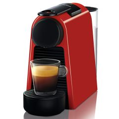 Кафемашина NESPRESSO Essenza Mini Ruby Red