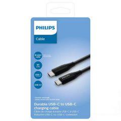 Кабел PHILIPS USB-C DLC5206C/00