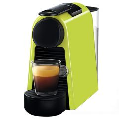 Кафемашина NESPRESSO Essenza Mini Lime Green