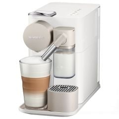 Кафемашина NESPRESSO Lattissima One Silky White