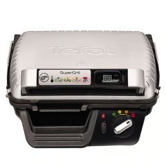 Грил TEFAL GC451B12 SuperGrill Timer