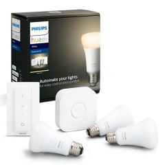Лампи PHILIPS Hue Начален комплект E27