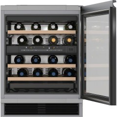 Виноохладител за вграждане MIELE KWT 6321 UG