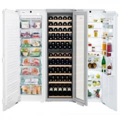 Хладилник за вграждане LIEBHERR SBSWdf 99I5
