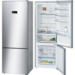Хладилник с фризер BOSCH KGN56XL30