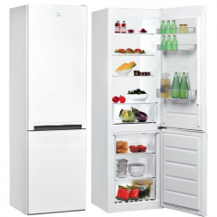 Хладилник с фризер INDESIT LI7 S1 W