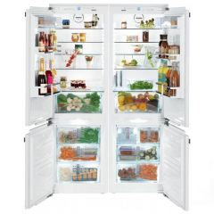 Хладилник за вграждане LIEBHERR SBS 66I2