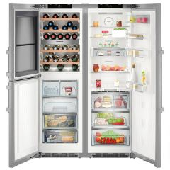 Хладилник с фризер LIEBHERR SBSes 8496 PremiumPlus BioFresh NoFrost