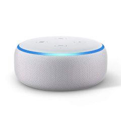 Преносима смарт тонколона Amazon Echo Dot 3 Sandstone