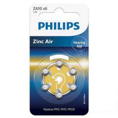 Батерия за слухов апарат PHILIPS ZA10B6A/00
