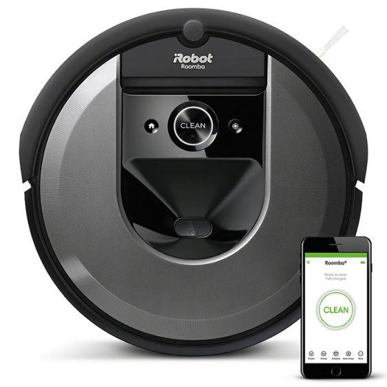 Прахосмукачка iROBOT Roomba i7 (7158)