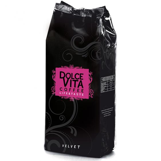 Кафе DOLCE VITA VELVET 1 kg