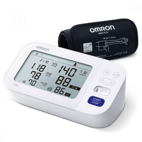 Апарат за кръвно OMRON M6 Comfort AFIB