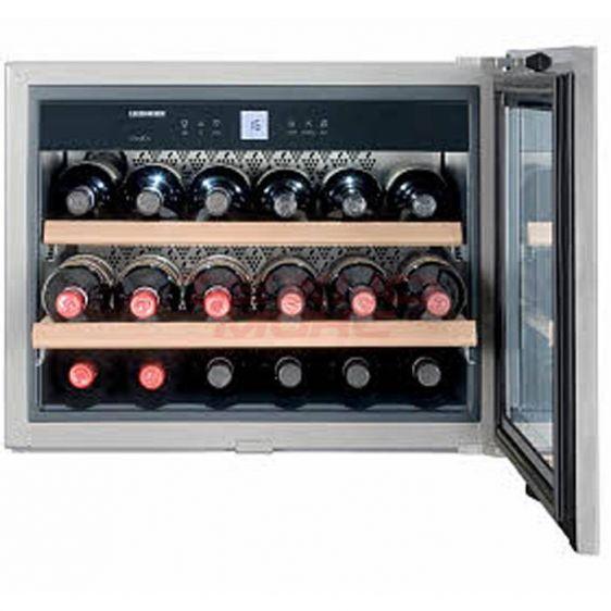 Виноохладител за вграждане LIEBHERR WKEes 553 Grand Cru