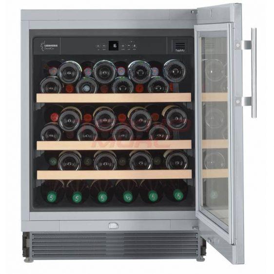 Виноохладител за вграждане LIEBHERR UWKes1752