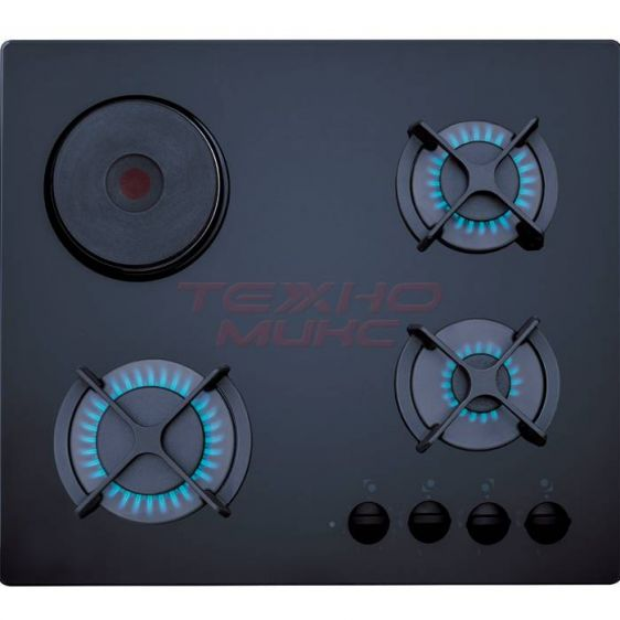 Плот за вграждане TEKA HF Lux 60 3G 1P AI AL