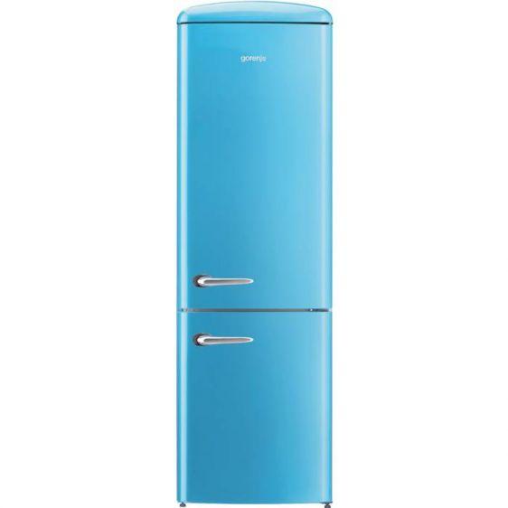 Хладилник с фризер GORENJE ORK192BL