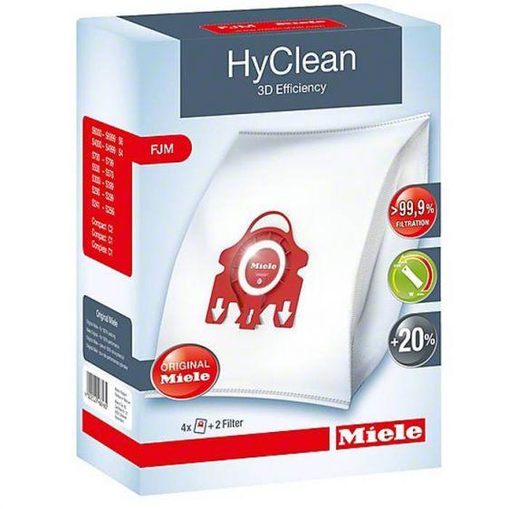 Торбички MIELE HyClean торбички F/J/M