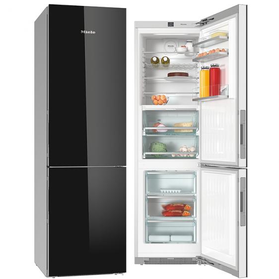 Хладилник с фризер MIELE KFN 29683 D OBSW