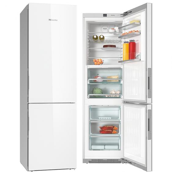 Хладилник с фризер MIELE ΚFN 29683 D BRWS