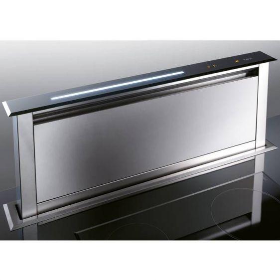 Абсорбатор за вграждане BEST Lift FPX Steel Black 60