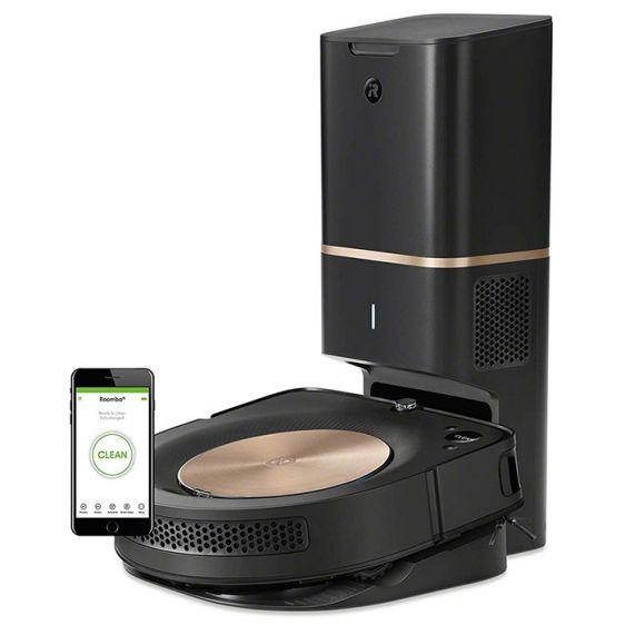 Прахосмукачка iRobot Roomba s9+ (9550)