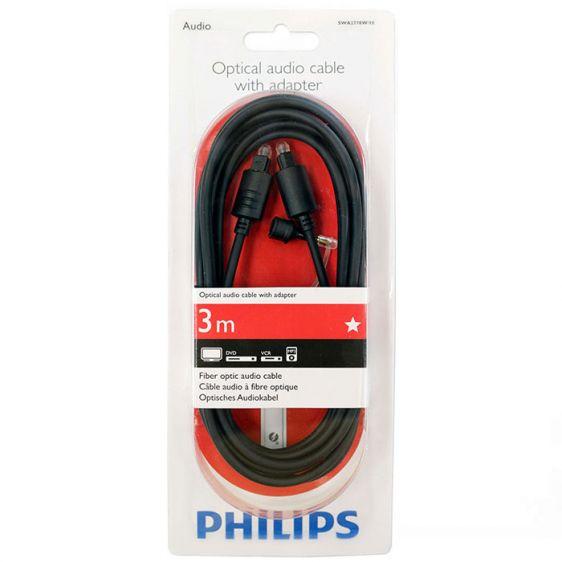 Оптичен аудио кабел PHILIPS SWA2778W/10