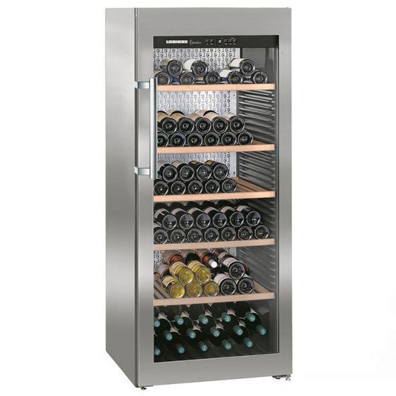Виноохладител LIEBHERR WKes 4552 GrandCru