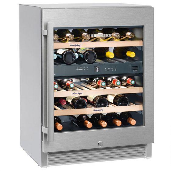 Виноохладител за вграждане LIEBHERR WTes 1672 Vinidor