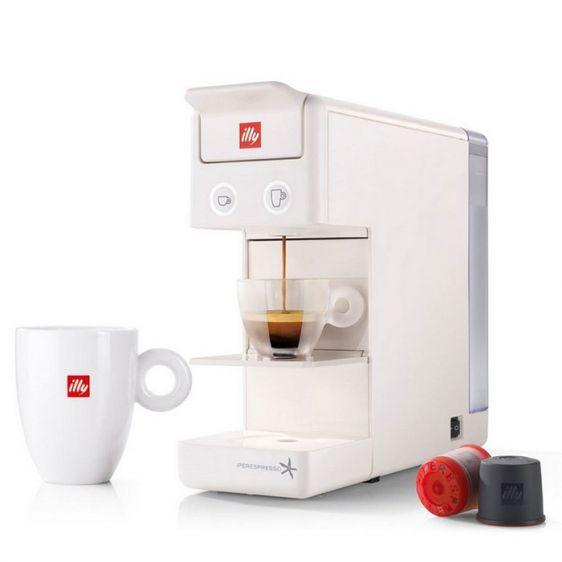 Кафемашина Illy Iper Espresso Francis Francis Y3.3 white